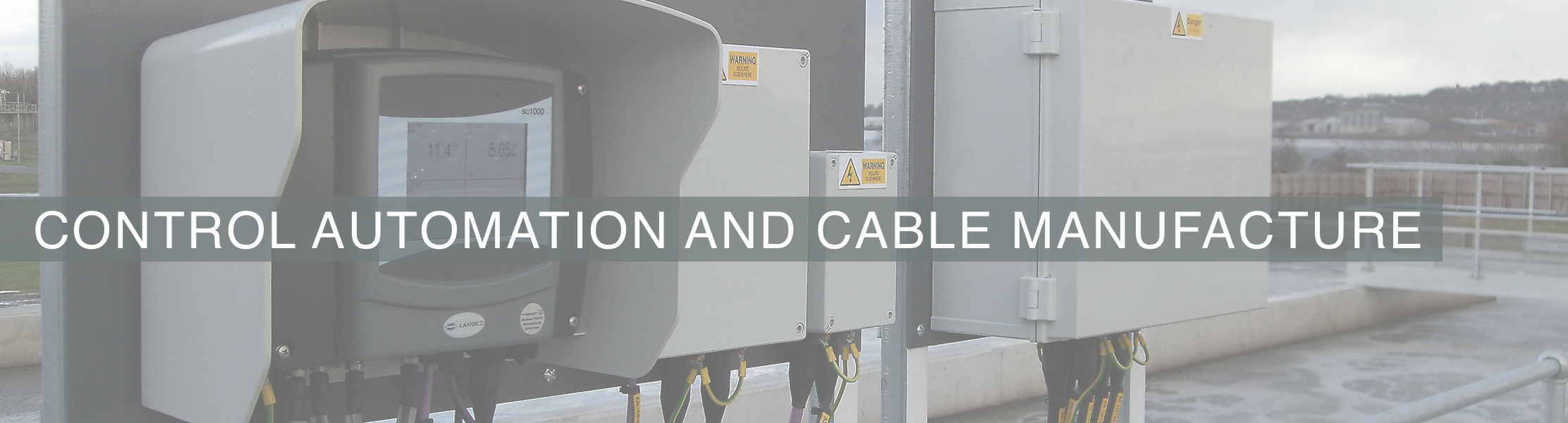 Control Automation And Cable Manufacture Austin Lenika