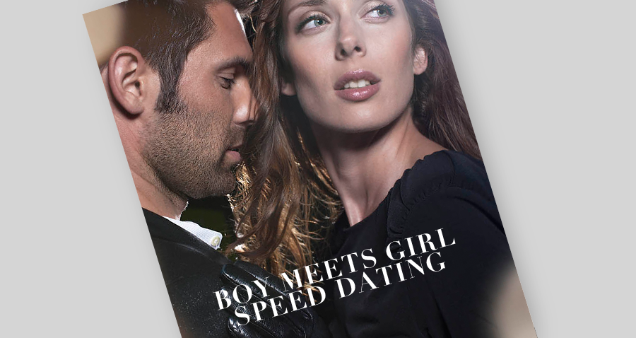 boy meets girl speed dating In my case, it was good old fashioned boy meets girl situation  cityswoon speed dating events in adelaide are among the best in the world.