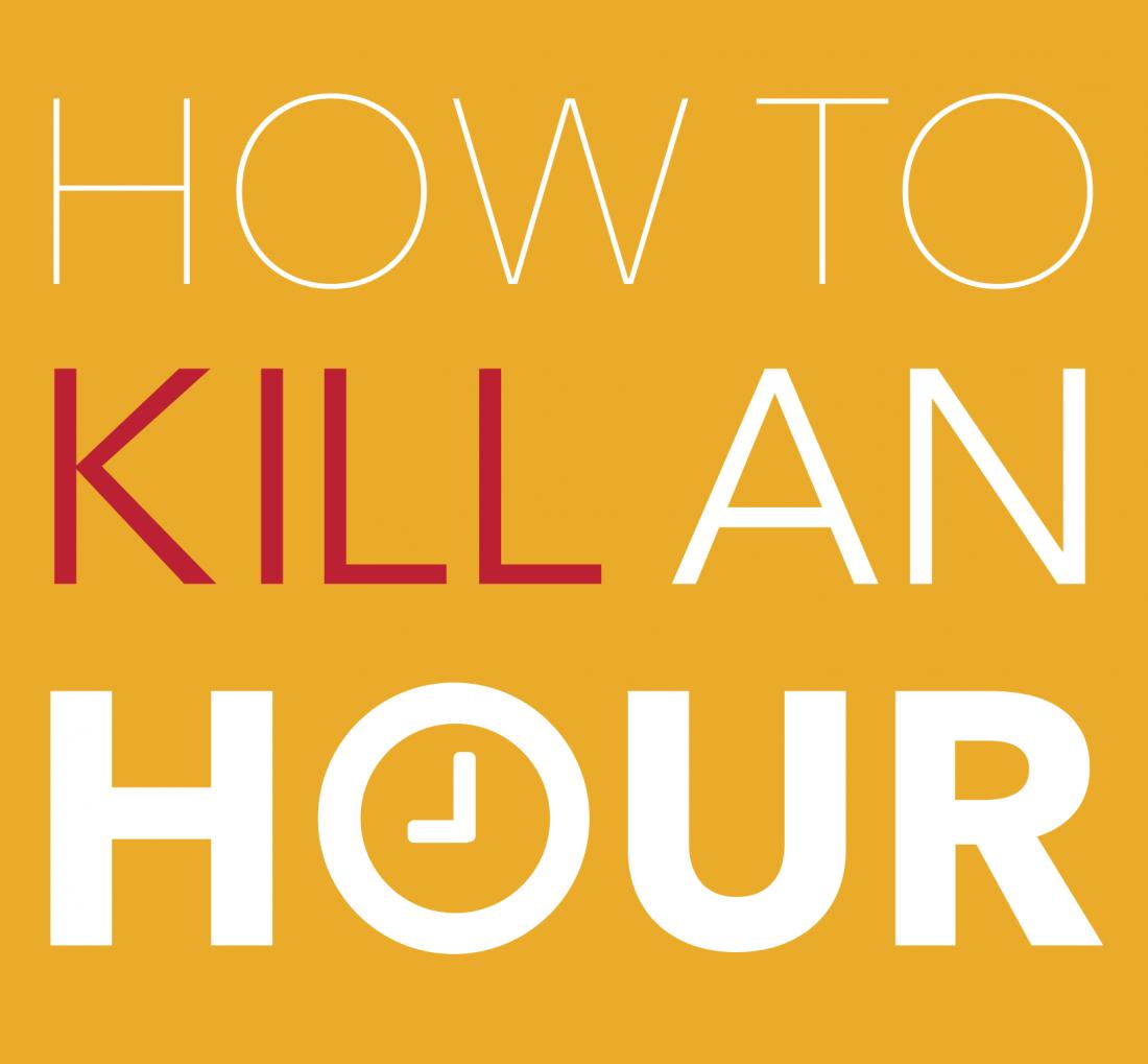 How To Kill An Hour's Logo
