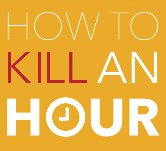 How To Kill An Hour's Logo