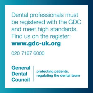 General Dental Council - Dental at MediaCityUK