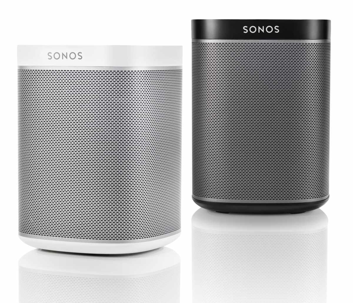 sonos play 1 rear speaker out of sync