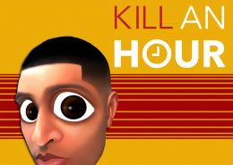 Picture of Marcus Bronzy from the How To Kill An Hour Podcast