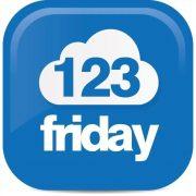 123 Friday Logo