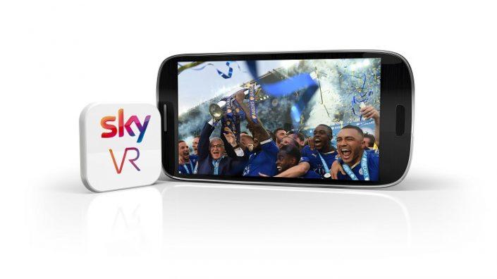 Sky VR App