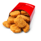 Wendy's Chicken Nuggets
