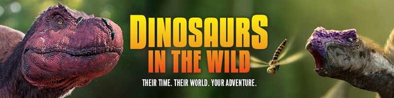 Dinosaurs in the Wild