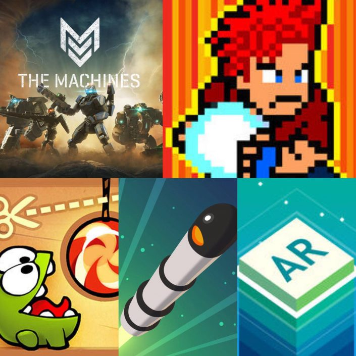 top 5 best mobile apps