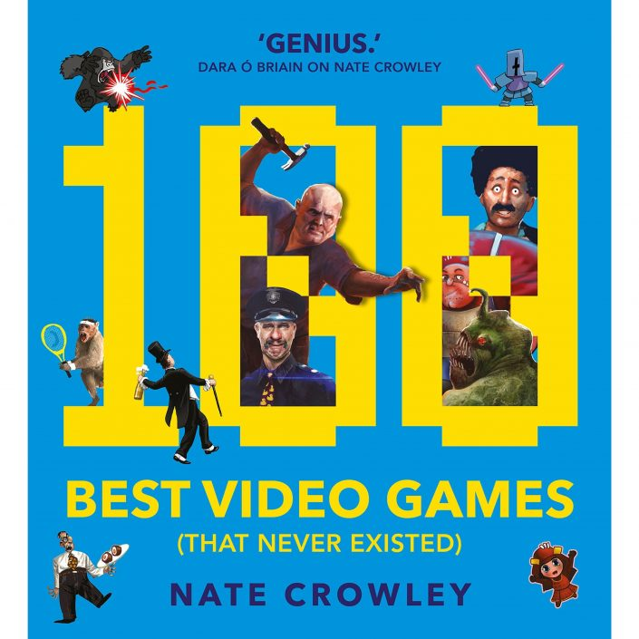 100 Best Video Games (That Never Existed) Logo