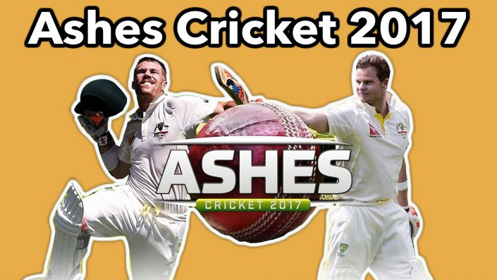 Ashes Cricket
