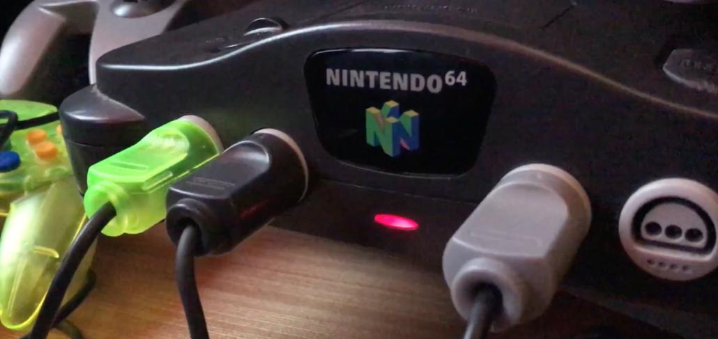 Arcade Hotel N64