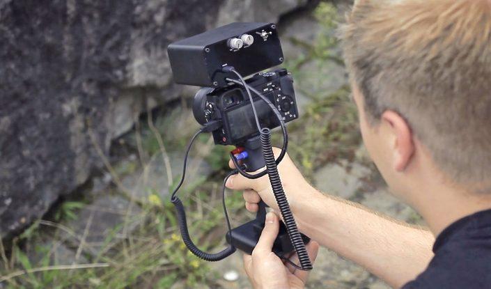 Camera shock