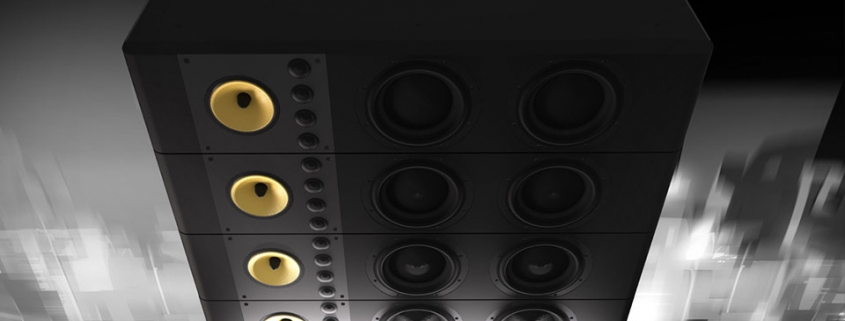 Bowers and Wilkins Sound System