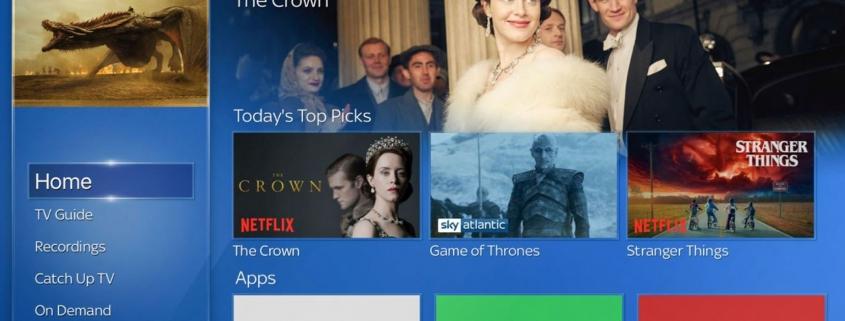 Netflix On Sky