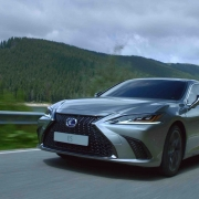 DRIVEN BY INTUITION: CAR BY LEXUS