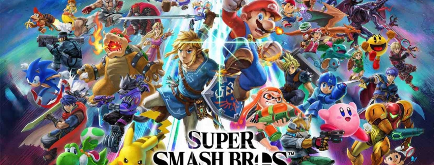 Nintendo UK alongside the government-funded Digital Schoolhouse (DSH) programme are holding a Super Smash Bros tournament. Yes you read that right, a Super Smash Bros School Tournament.
