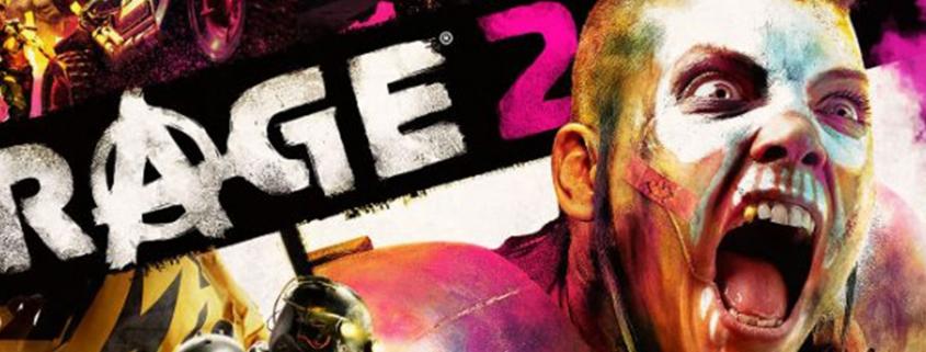 Rage 2 Wasteland Superhero