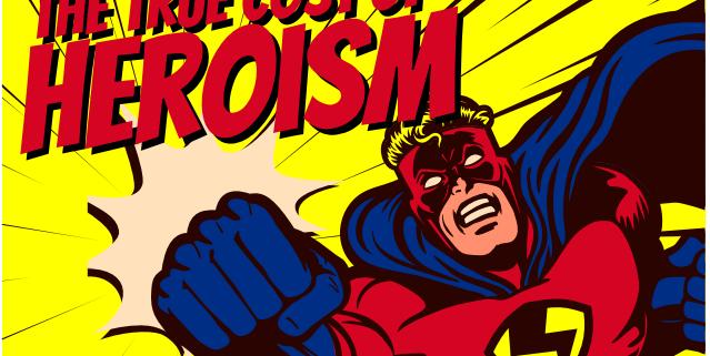 Superhero Debt