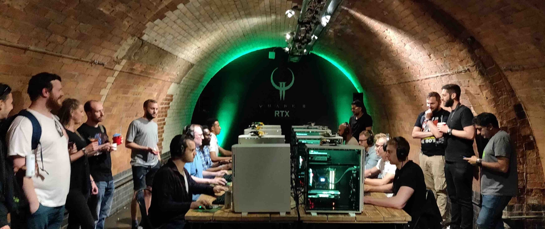 Nvidia LAN Event