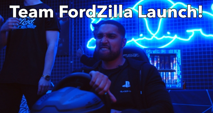 #TeamFordZilla