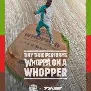 Burger King Whopper Whoppa