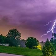 Purple Lightning How To Kill An Hour