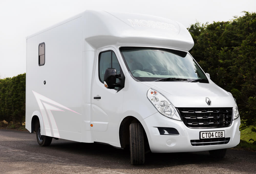 Designed Horsebox