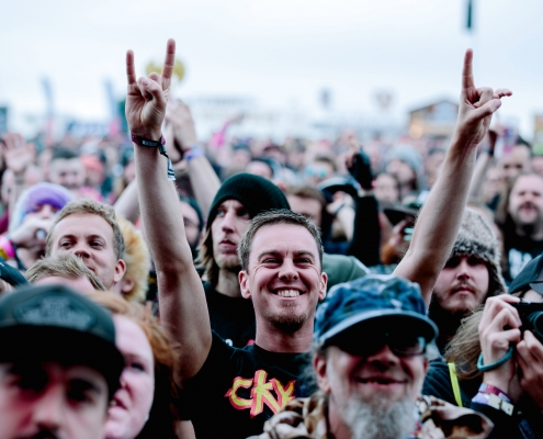crowd photography download festival donnington park
