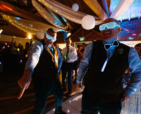 party at charnock farm wedding venue lancashire photographer