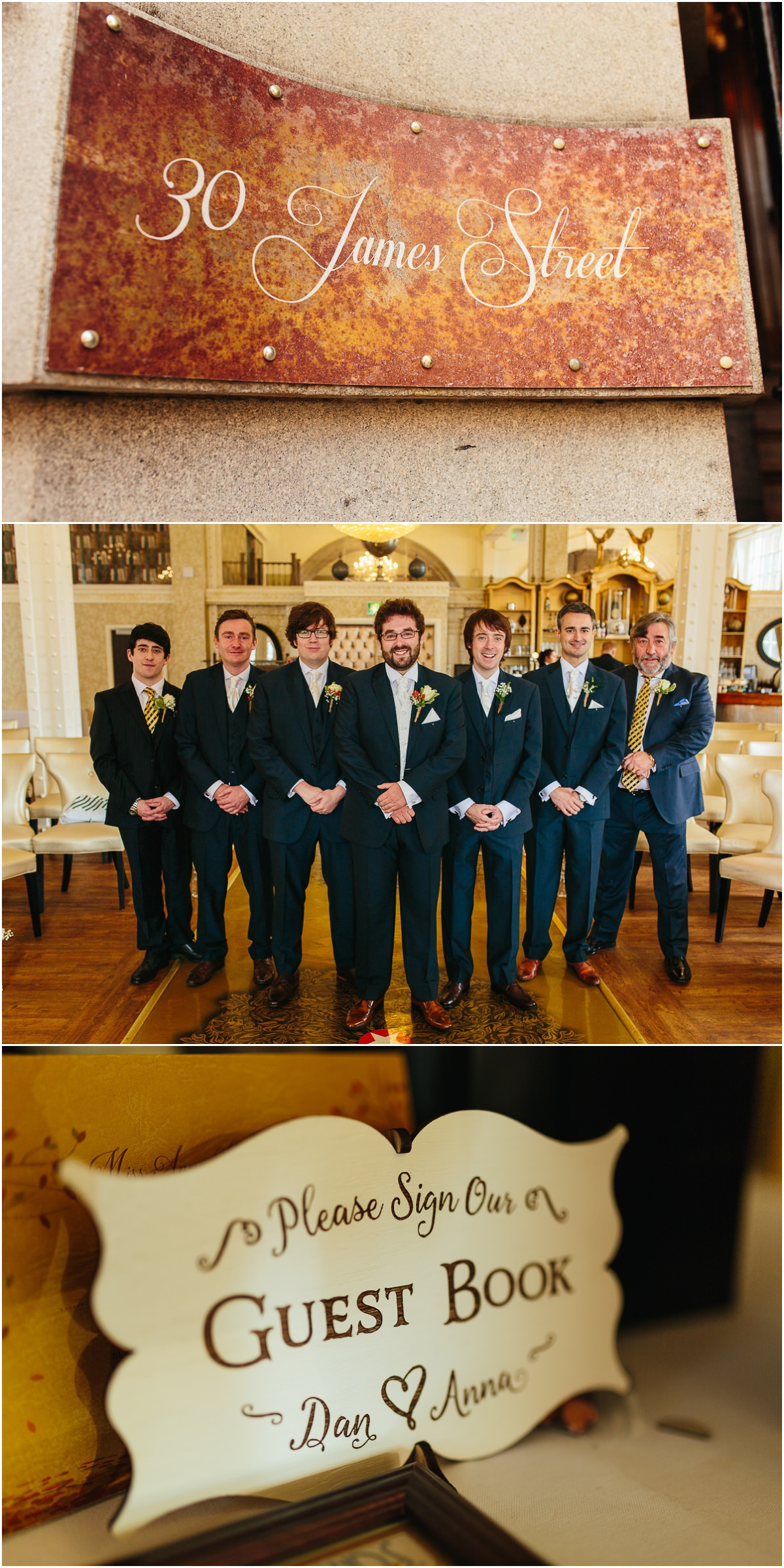 liverpool wedding st james street grooms men