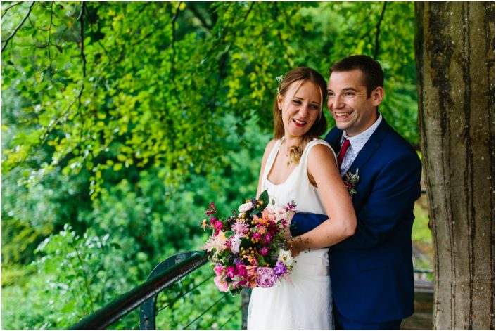 inn at whitewell wedding bride groom ribble valley