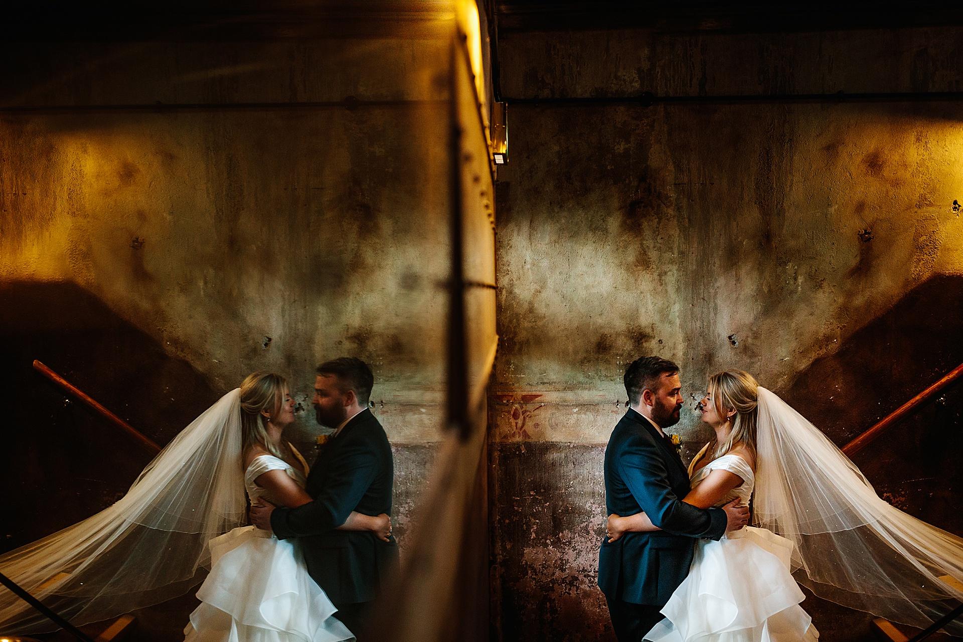 Holmes Mill Wedding Award winning photography
