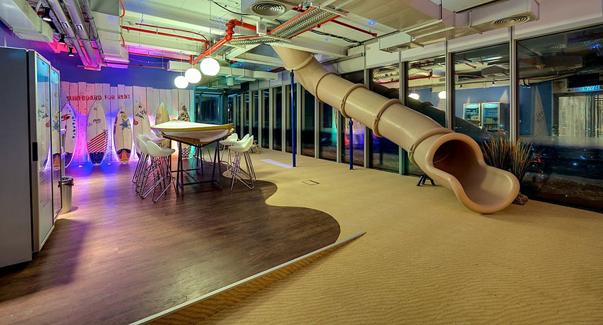 google office tel aviv 31. 5 Of The Coolest Offices Google Office Tel Aviv 31 2