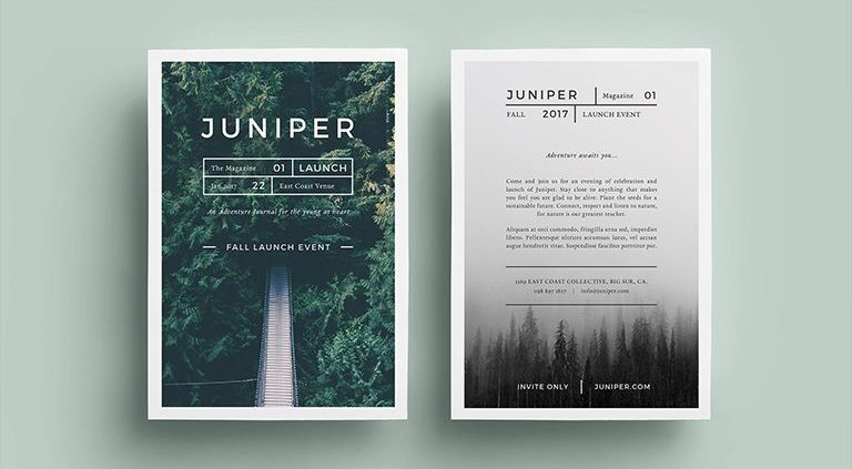 10 tips for perfect flyer design freedom of creation