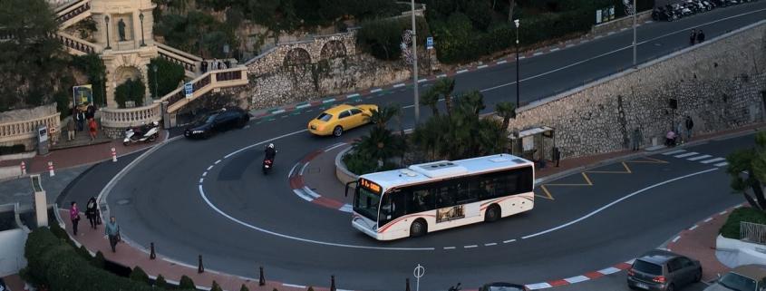 Fairmont Monaco view