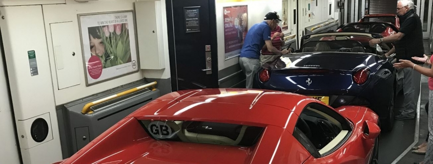 Ferraris Eurotunnel