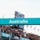 Australian Grand Prix gantry