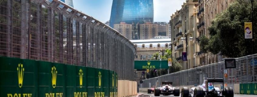 Baku Grand Prix from Azerbaijan
