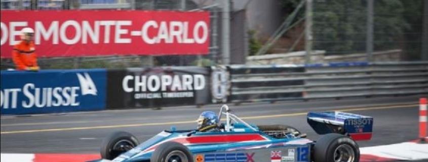 Lotus 81 Monaco Historic