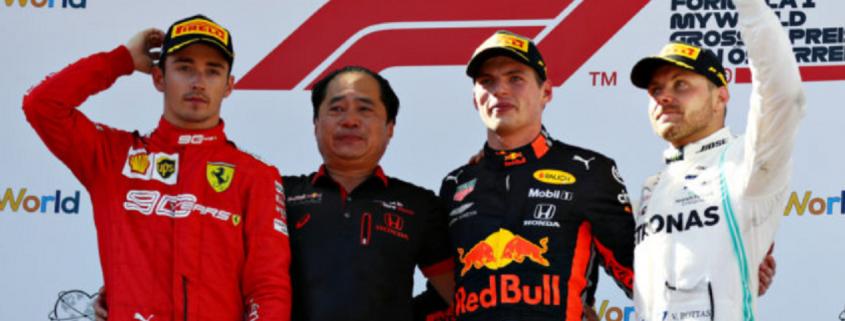 Austrian gp race 2019