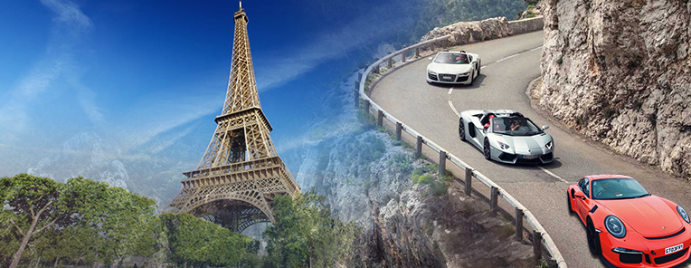 driving holidays Europe