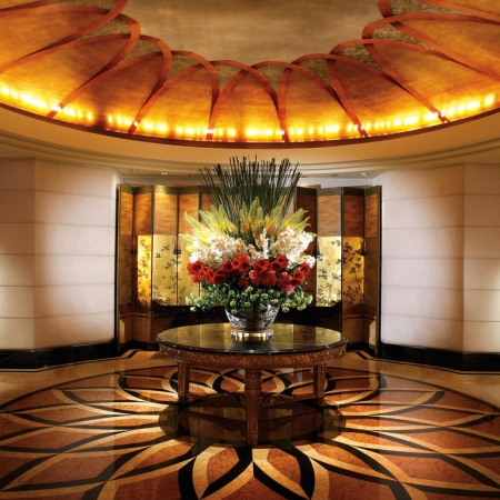 Singapore F1 Package - Four Seasons Hotel