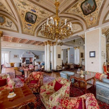 Italian F1 Package - GRAND HOTEL VILLA SERBELLONI
