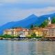 Italian Lakeside view