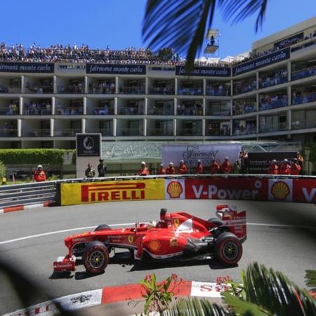 Fairmont Monaco VIP Package 1