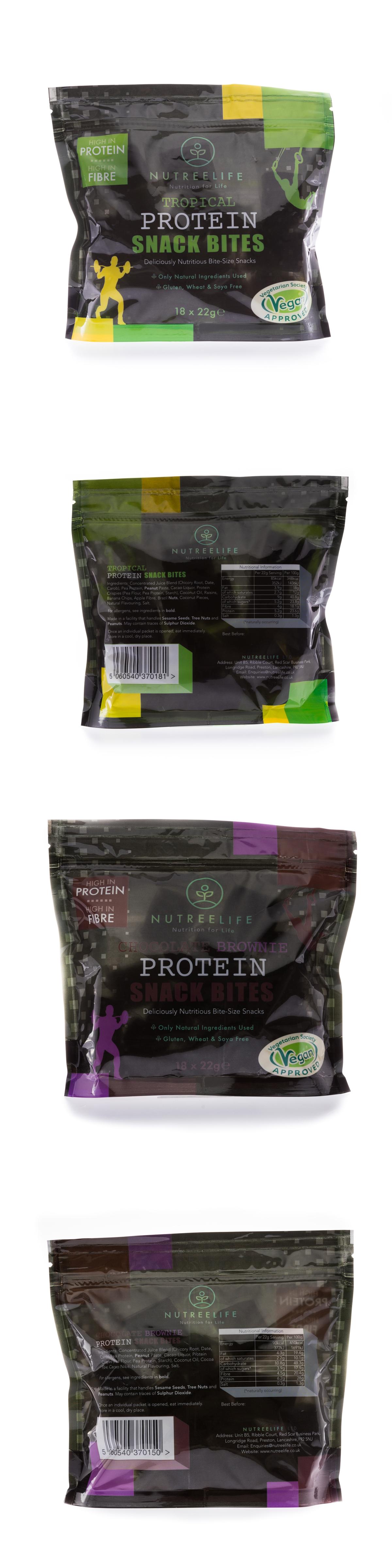 nutreelife vegan protein