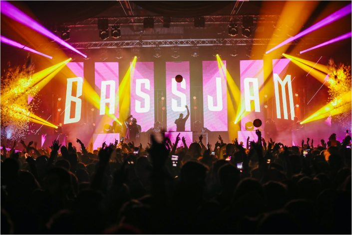 victoria warehouse event photography award winning bassjam