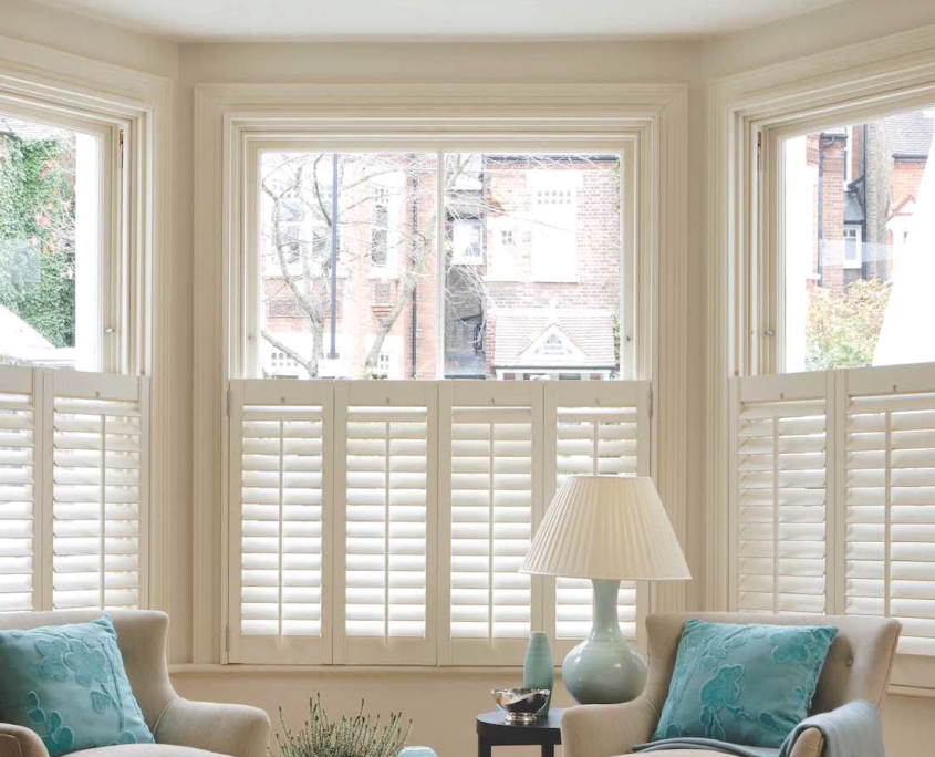 Plantation Shutters Sovereign Blinds