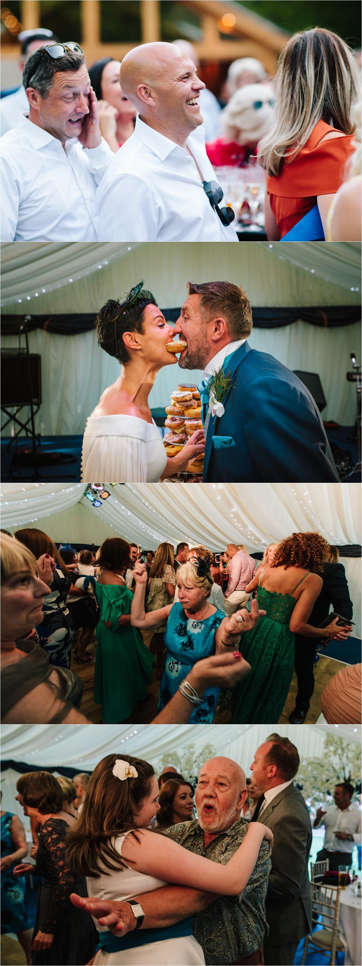 award winning yorkshire wedding photography first dance