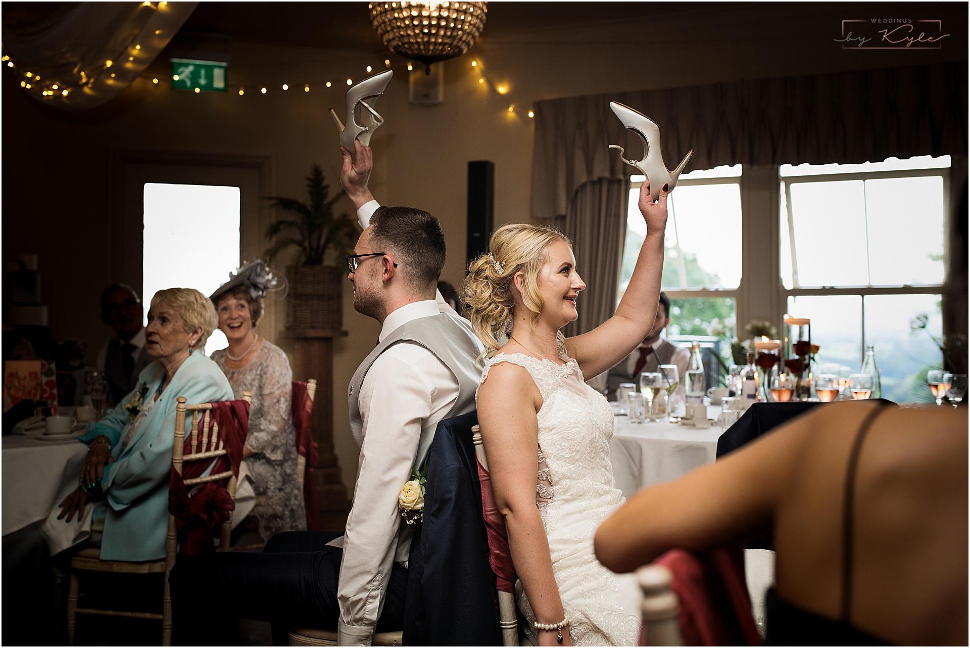 Grooms men prep ribble valley lancashire wedding